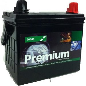 895 Lucas Motorcycle and Lawnmower Battery 12V